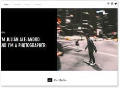 Best Website Builders for Photographers