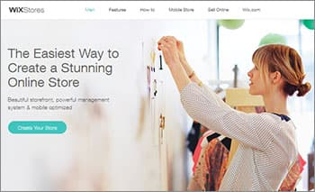 Wix Ecommerce Builder