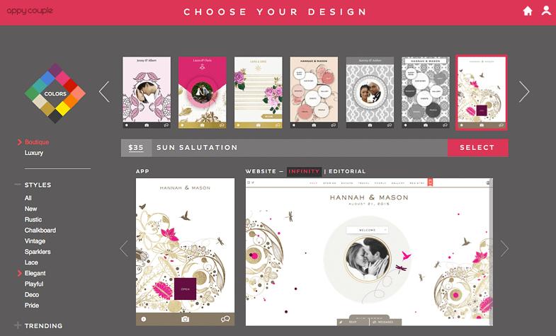 Appy Couple designs
