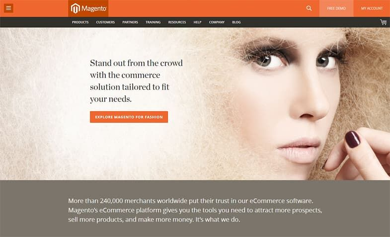 Magento – Magnetise your e-store!