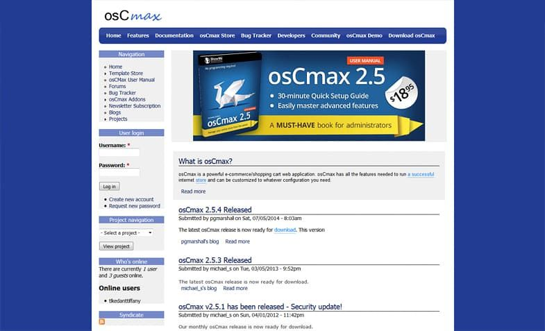 OsCmax- the one-stop solution for all your shopping cart needs