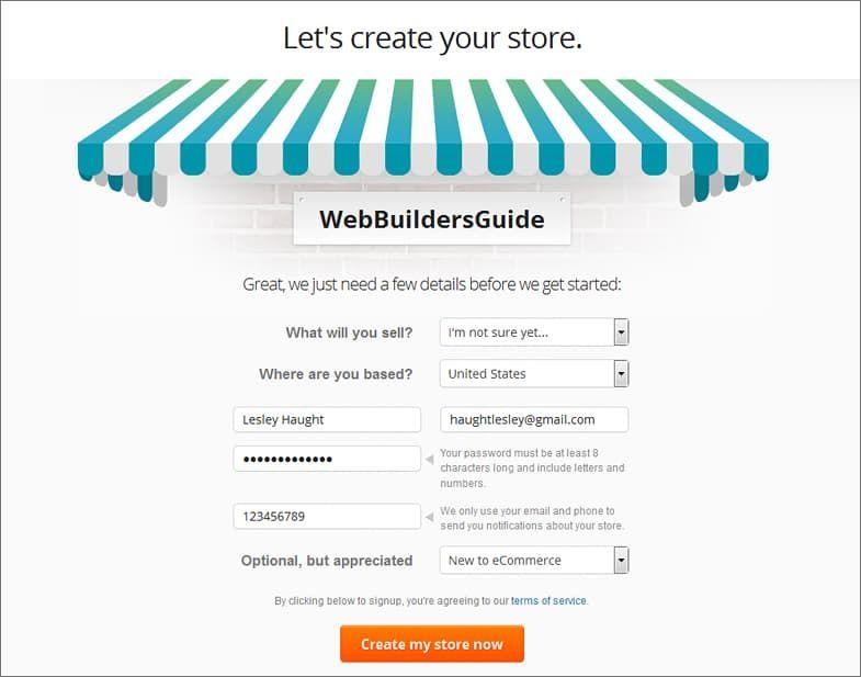 BigCommerce Website Builder