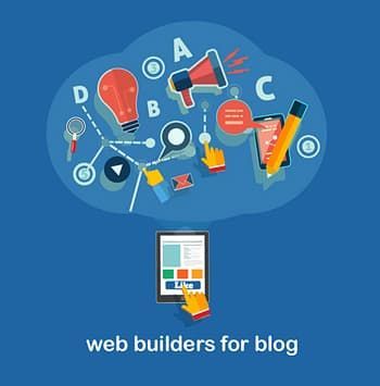 Website Builders for Blogs