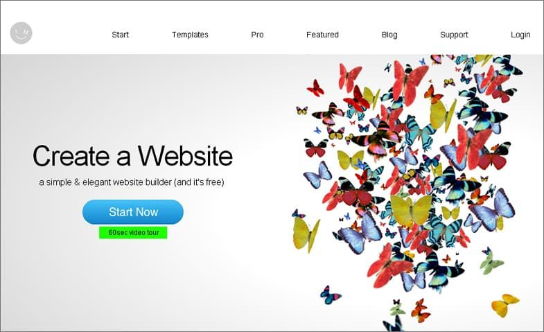 IMCreator Free Website Builder Review