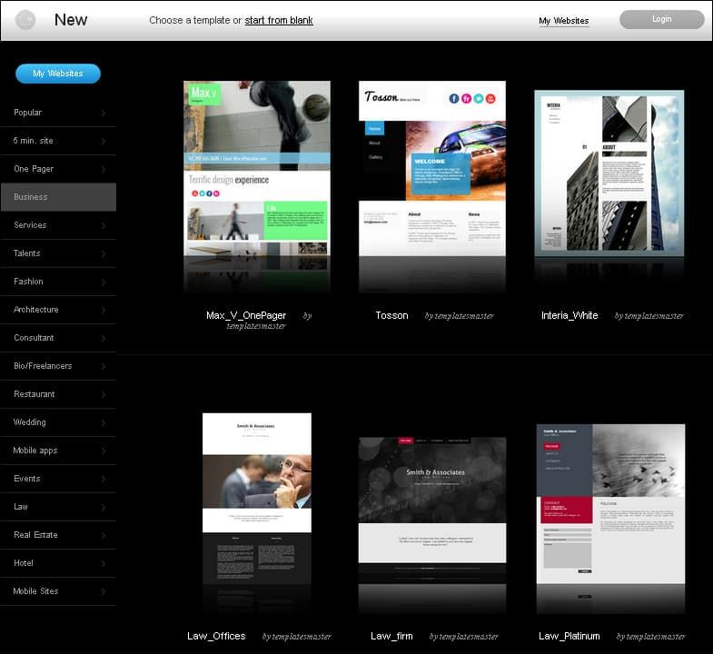 IMCreator Free Website Builder Review