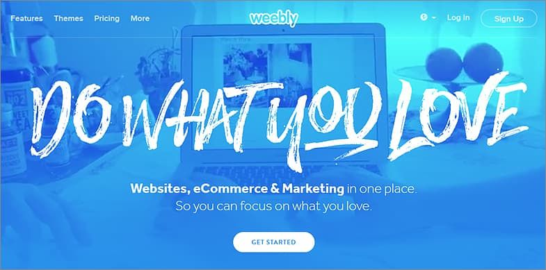 Weebly website builders