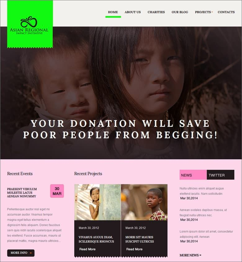 Best Website Builders for Nonprofit Organizations
