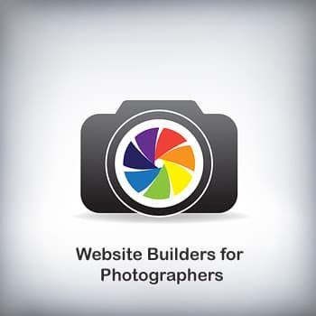 Website Builders for Photographers