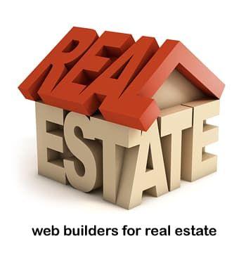 Website Builders for Real Estate