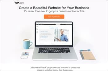 Wix Website Builder for Small Business