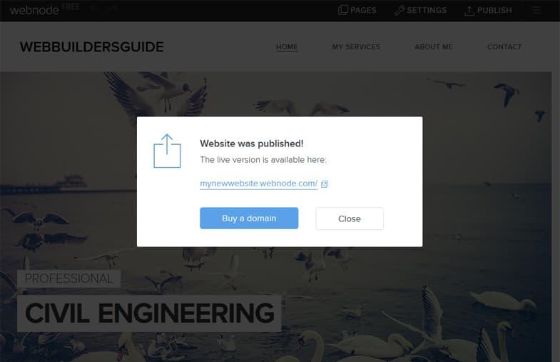 Webnode Publish