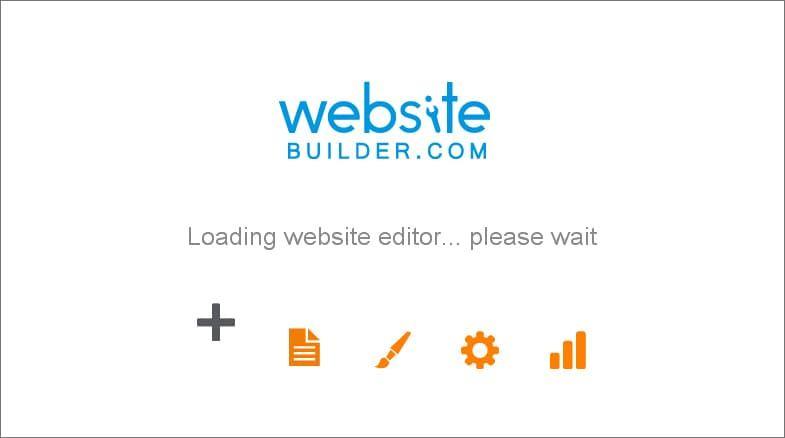 websitebuilder.com editor