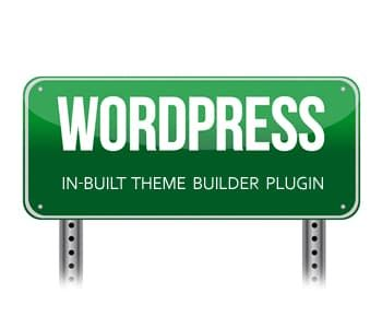 Enhance your website building experience using WordPress themes with in-built theme builder plugins