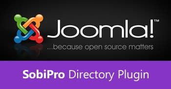 SobiPro - Joomla Plugin for Directories