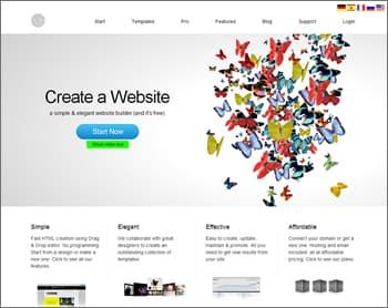 IM Creator Website Builder for Photographers
